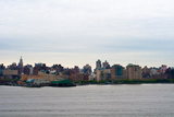 NYC and Hudson River I Photographic Print by Erin Berzel