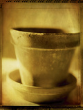 Terracotta Pots I Photographic Print by Bob Stefko