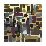 Stones Throw II Giclee Print by Jeni Lee