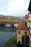 Ponte Vecchio I Photographic Print by John Warren
