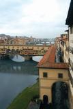 Ponte Vecchio I Photographic Print by John Warren