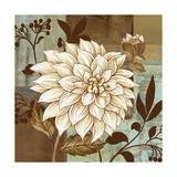 Aria Blue I Premium Giclee Print by Pamela Gladding