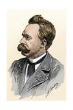 Friedrich Nietzsche Giclee Print