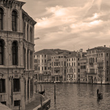 Gondolas and Palazzos II Photographic Print by Rita Crane