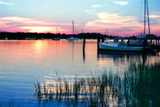 Taylor's Creek Sunset Photographic Print by Alan Hausenflock