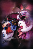 Mascarada III Photographic Print by John Warren