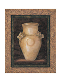 Ancient Pottery II Giclee Print by Linda Wacaster