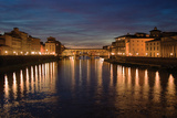 Florence Reflections I Photographic Print by Rita Crane