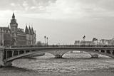 Bridges of Paris I Photographic Print by Rita Crane