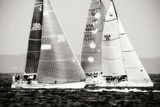 Race on the Chesapeake III Photographic Print by Alan Hausenflock