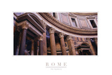 Pantheon III Photographic Print by John Warren