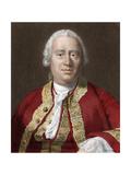 Philosopher David Hume Giclee Print