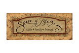 Spice of Life Premium Giclee Print by Pamela Smith