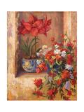 Flores de España II Giclee Print by Linda Wacaster