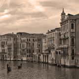 Gondolas and Palazzos III Photographic Print by Rita Crane