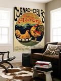 Cognac aux Oeufs Affiches par  Studio Clicart