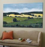 Serene Landscape 2 Posters av Jacques Clement