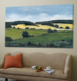 Serene Landscape 2 Prints by Jacques Clement