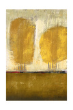 Shades of Gold I Premium Giclee Print by Antonio Costa