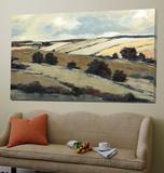 Serene Landscape 1 Schilderijen van Jacques Clement