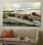 Serene Landscape 1 Prints by Jacques Clement