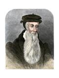 Religious Reformer John Knox Giclee Print