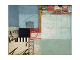 Entropy I Premium Giclee Print by Frank Braelin