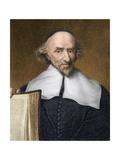 John Knox, Leader of Scottish Reformation Giclee Print