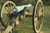 Model 1841 6-Pounder Cannon, Shiloh National Military Park, Tennessee Photographic Print