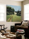 Serene Landscape 10 Poster av Jacques Clement