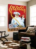 Vitello Poster af  Studio Clicart