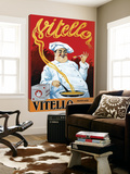 Vitello Poster by  Studio Clicart