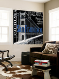 San Francisco Posters av  Top Creation