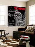 Tokyo Print by  Top Creation