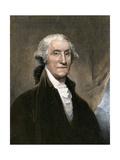 Portrait of George Washington While US President, 1795 Giclee Print