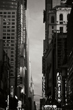 Manhatten Sky Photographic Print by Vitaly Geyman
