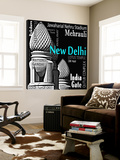 New Delhi Prints by  Top Creation