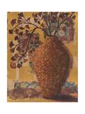Autumn Arranged II Premium Giclee Print by Linda Wacaster
