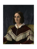 First Lady Sarah Childress Polk, Wife of President James K. Polk Giclee Print