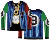 Long Sleeve: Old School Rapper T-Shirts