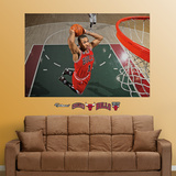 Derrick Rose Mural Wall Decal