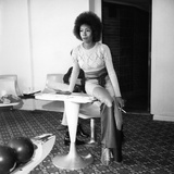 Mary Wilson 1971 Photographic Print by Isaac Sutton