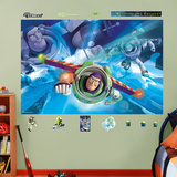 Buzz Lightyear Mural Wall Decal
