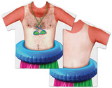 Sunburn Costume Tee T-shirts