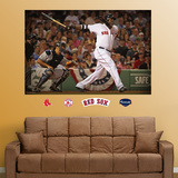 David Ortiz Mural Wall Decal