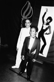 Debbie Allen, Brandon Adams Photographic Print by Isaac Sutton