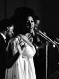 Aretha Franklin Reprodukcja zdjęcia autor Isaac Sutton