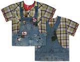 Hillbilly Guy Costume Tee Vêtements