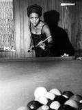 Aretha Franklin Fotografie-Druck von Isaac Sutton