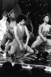 Debbie Allen, ABAA 1983 Photographic Print by Isaac Sutton